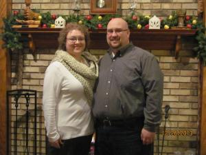 Jonathan and Jessica Tullos